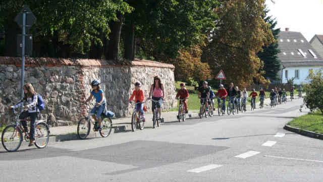 Fahrradtour durch Gehren